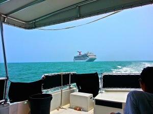 Leaving Liberty Belize